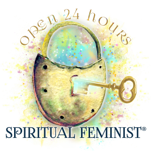 Spiritual Feminist logo